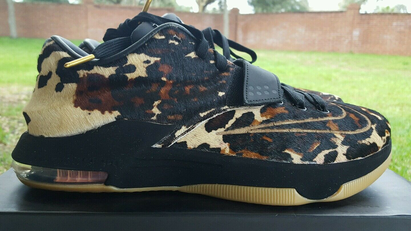 NIKE KD VII EXT QS SIZE 9 716654-001