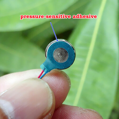 DC 3v Button-Type Coin Flat 10mm*3mm Mini Round Vibrating Vibration Motor DIY