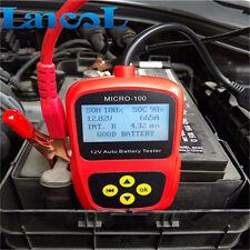 LANCOL 12V Digital Automotive Battery Load Tester MICRO-100 Car Diagnostic Tool