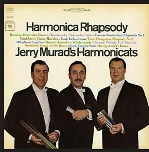 JERRY-MURAD-039-S-HARMONICATS-HARMONICA-RHAPSODY-NEW-CD