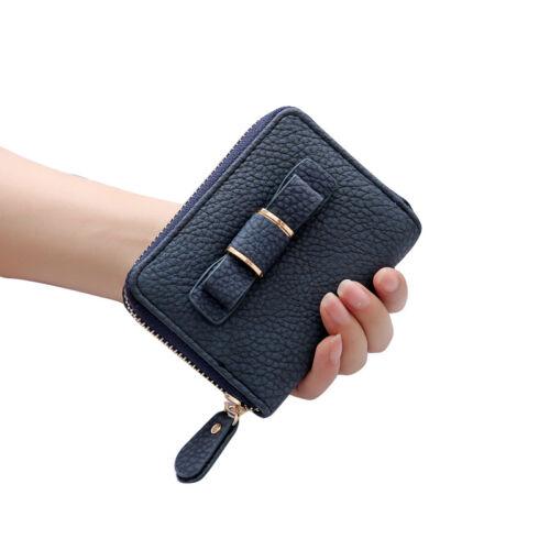 Ladies Fashion Long Wallet Purse Card Phone Holder Clutch Button Handbag Case