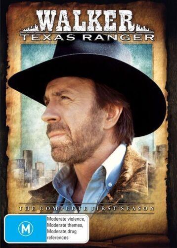 1 of 1 - Walker, Texas Ranger : Season 1 (DVD, 2006, 7-Disc Set)