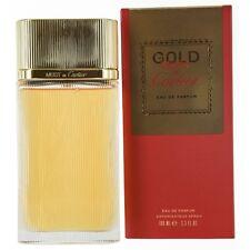 Must De Cartier Gold by Cartier Eau de Parfum Spray 3.3 oz