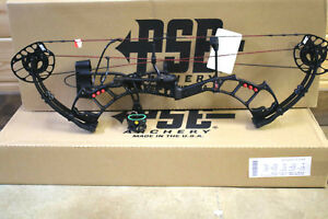 Details about NEW PSE Bow Madness Unleashed 3B 70lb Black Bow Package