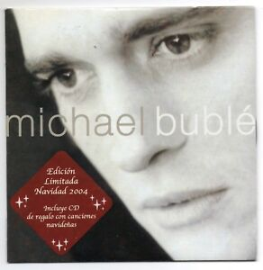 Michael Buble White Christmas.Details About Michael Buble White Christmas Let It Snow Ultra Rare Spanish Promo Cd Single