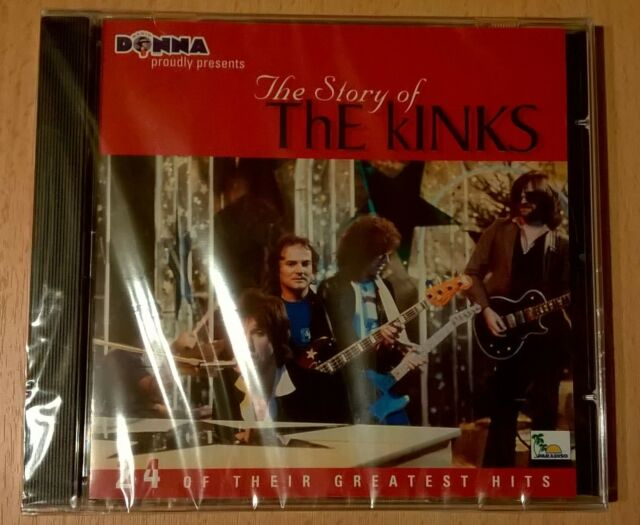 The Story Of THE KINKS (CD neuf scellé/sealed)