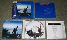 QUEEN Japan PROMO issue CD MADE IN HEAVEN box OBI Freddie Mercury BOOKLET