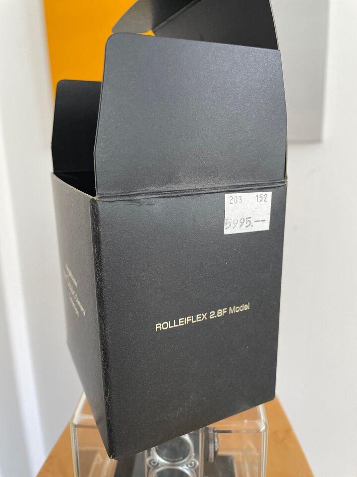 Rolleiflex, 2.8f, Perfekt