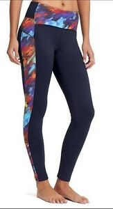 683d5f43cfa2 Image is loading Athleta-Womens-Colorburst-Power-Lift-Tight-in-Multicolor-