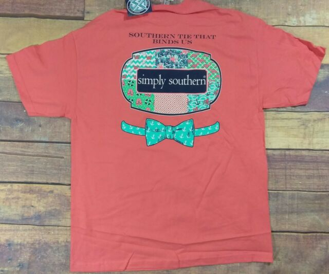 Simply Southern -Southern Tie That Binds Us - Womens Sz. XL (Older Design)