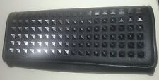 """Forever 21 Women Ladies Clutch in Black, 10.5""""x 4.5""""x 1.5"""" Excellent Condition"""