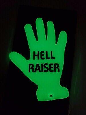 1979 Bob /'n Glow Waving hand HI w// suction cup car house window Glow in Dark