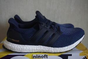 5e53a80af7c9 Image is loading Adidas-Ultra-Boost-M-2-0-Collegiate-Navy-
