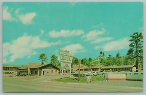 Flagstaff-Arizona-Route-66-Western-Hills-Motel-Telephone-Booth-Neon-Sign-1960s