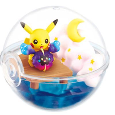 Pokemon Terrarium Collection EX Alola Vol.2 Vulpix ReMent Japan Limited Item