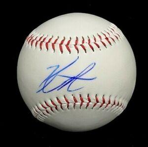 Horacio Ramirez Signed Baseball Ball Atlanta Braves