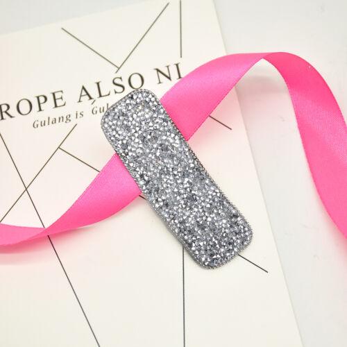 Chic Women Acid Acrylic Long Barrettes Hair Clip Stick Hairpin Hair Accessories