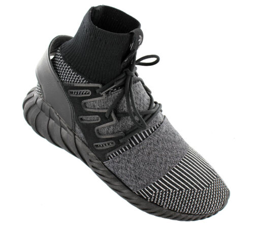 Adidas Originals Tubular Doom Primeknit Trainers Schwarz