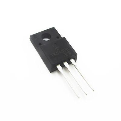 10PCS FQPF5N60C MOSFET N-CH 600V 4.5A TO-220F NEW GOOD QUALITY