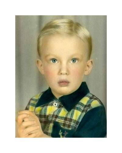 Donald Trump 8x10 child photo picture US president make america great again
