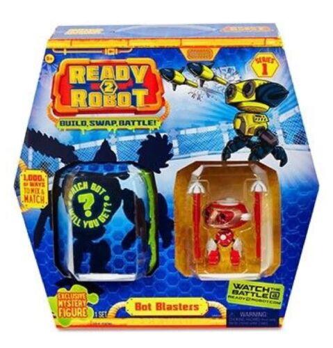 nuovo-italia READY 2 ROBOT Bob Blaster RED02000 Giochi Preziosi