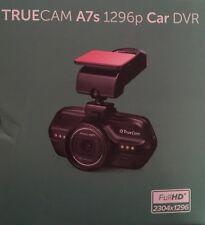 TrueCam A7s GPS Professionelle Dashcam Autokamera 2K Super HD