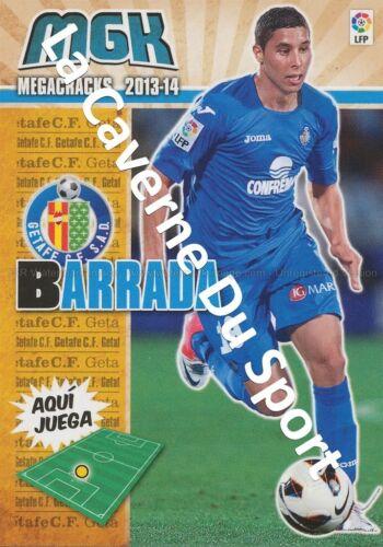 N°159 ABDLEZIZ BARRADA # MAROCCO GETAFE.CF CARD PANINI MGK LIGA 2014