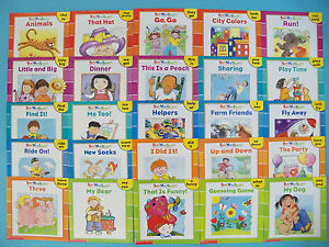 Sight-Word-Readers-Childrens-Books-Lot-25-and-BONUS-FULL-SIZE-TEACHING-GUIDE