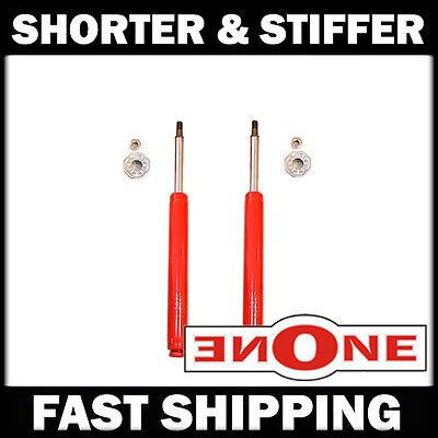 Mookeeh MK1 Rear Stiff Shorter Shocks Struts 4 Lowered 90-95 MR2 SW20 GS53