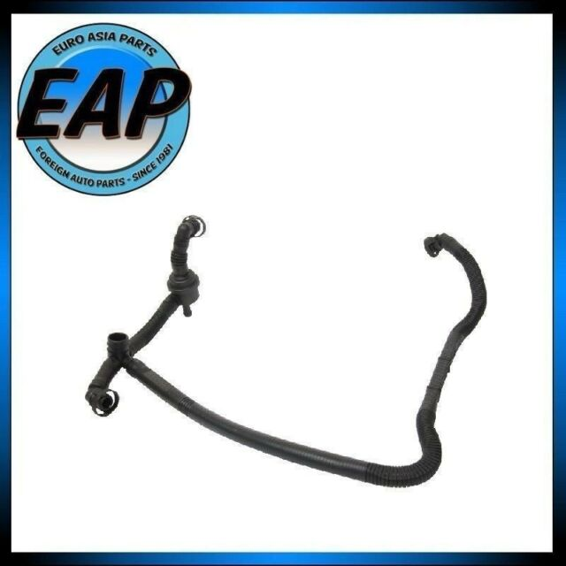 For Audi A4 A6 VW Passat 2.8L V6 Breather PCV Vent Vacuum Hose NEW