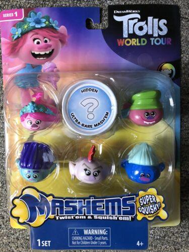 HARRY POTTER NEW MASHEMS  W// Glow In Dark BONUS PACK 6 MASH/'EMS SERIES 1