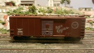 Athearn-OMRA-HO-Ltd-Run-Missouri-Pacific-BB-40-039-Boxcar-Upgraded-Exc