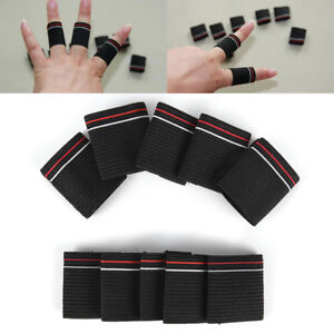10pcs-Elastic-stretchable-outdoor-sports-basketball-Soccer-finger-protect-too-PN
