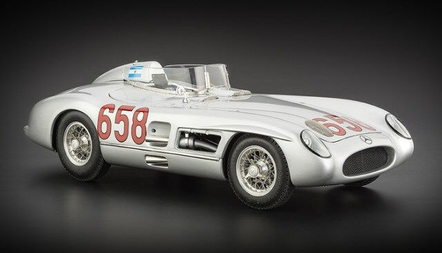 Mercedes-Benz 300 SLR, 1955 Mille Miglia,  658- Ltd Ed Of 2000 By Cmc M-117