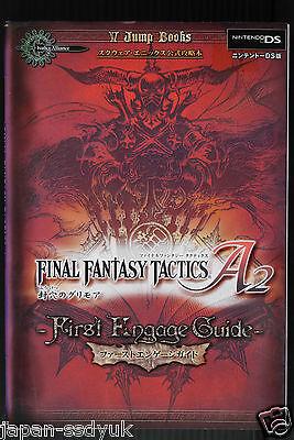 Final Fantasy Tactics A2 Grimoire Rif Complete Guide