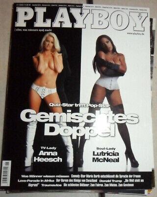 Playboy (D) 11 November 2004 Kult ANNA HEESCH Melanie
