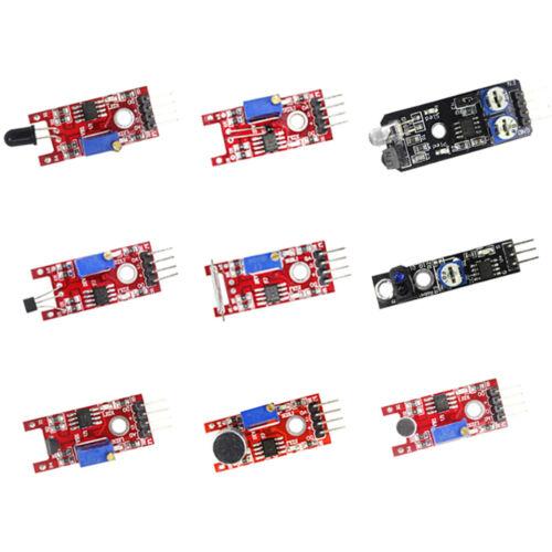 37 Sensor Ultimate 37 In 1 Sensor Modules Kit For Arduino Mcu Education User UE