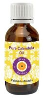 Pure Calendula Oil  (Calendula officinalis)  100% Natural Therapeutic Grade