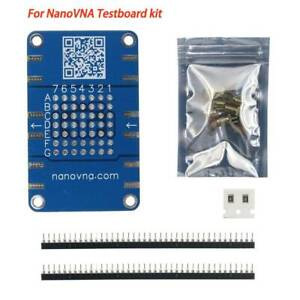 For-NanoVNA-Testboard-Kit-Demo-Board-Vector-Network-Analyzer-Testing-Board-pc66