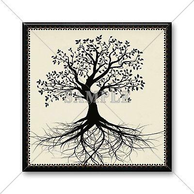Ceramic Tile Tree Of Life Design Kitchen Backsplash