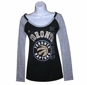 Nba Womens Apparel - Toronto Raptors Ladies ADIDAS Nba LS Team Tee ... e6c4c189a