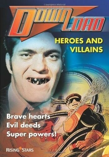 New, DOWNLOAD: Heroes and Villains (Down Load), various, Book