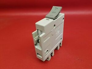 20 Amp Square D 20A TRILLIANT 1 Pole SQD Breaker Type SDT120 - NICE SHAPE!