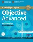 Objective Advanced Student's Book without Answers with CD-ROM by Felicity O'Dell, Annie Broadhead (Mixed media product, 2014)