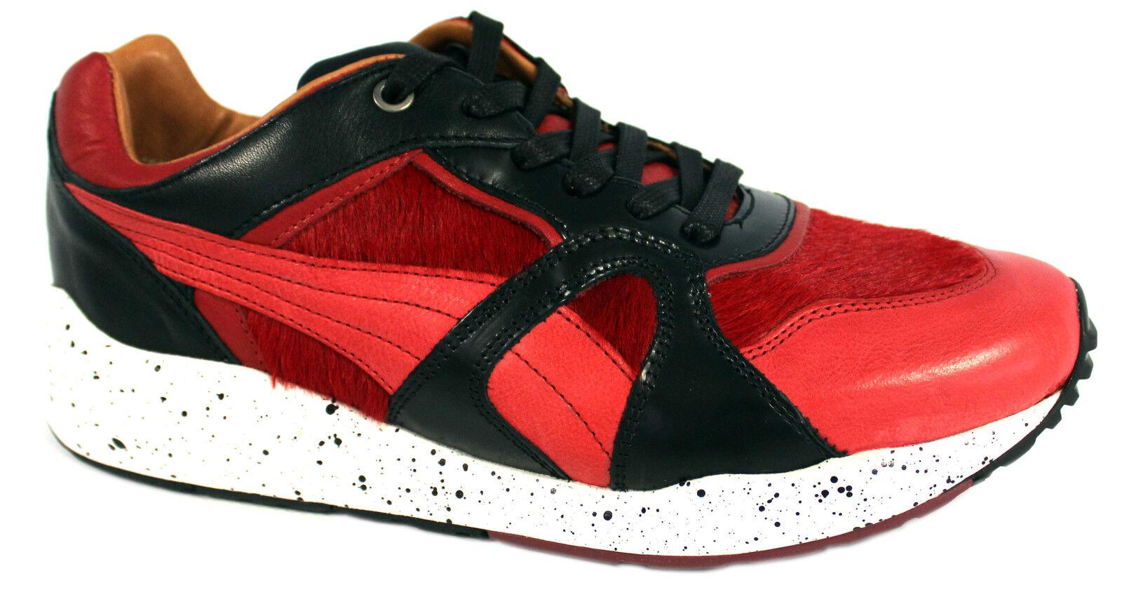 Puma trinomic xs500 x miitaly Hombre Trainers Rojo Hecho marca en Italia 357262 04 M11 marca Hecho de descuento 8dacda