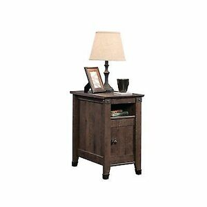 Delicieux Sauder 420422 End Table Furniture Carson Forge Coffee Oak Side
