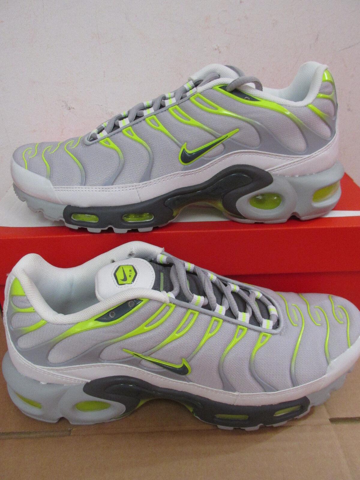 a19d9db54f248 Nike Air Running Max Plus Homme Running Air Baskets 852630 003 Baskets  Chaussures De Dégagement 837928