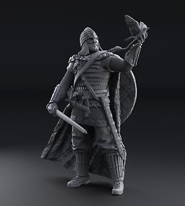 RP Models Harald Hardrada Viking Unpainted 75mm Figure kit Ltd Edition LAST FEW