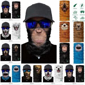 Details about Multi-fun Face Shield Sun Mask Neck Gaiter Balaclava Fishing Scarf  Headwear UV 64a79de8e14