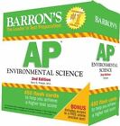 Barron S AP Environmental Science Flash Cards 2nd Edition by Gary S. Thorpe